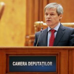 Dacian Cioloș la tribuna Parlamentului: Pentru mine patriotismul și țara sunt prea profunde ca să le expun în piața publică pentru niște voturi