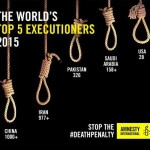 Amnesty International: În 2015 s-a înregistrat cel mai mare număr de execuții din ultimii 25 de ani