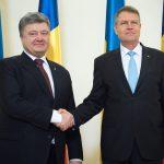 Patru decizii importante asumate de Klaus Iohannis și Petro Poroșenko la București: Două acorduri bilaterale, revitalizarea comisiei mixte prezidențiale și reluarea activităţii Comisiei Guvernamentale pentru Minorităţi