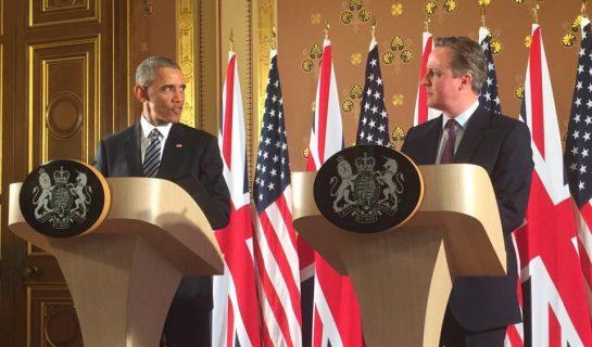 FOTO: David Cameron/Facebook