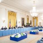 Summitul Securității Nucleare: Distrugerea grupării Stat Islamic și sancționarea Coreei de Nord, subiecte dezbătute de Obama cu omologii săi
