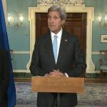 Siria: John Kerry solicită regimului și opoziției să respecte armistițiul din Alep