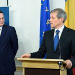 Dacian Cioloș, întâlnire cu românii din SUA: Inaugurarea scutului de la Deveselu face ca România să devină furnizor de securitate