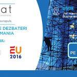 """Institutul Aspen România și Asociația Europuls organizează dezbaterea """"Efectele potenţiale ale TTIP:  Impactul asupra economiei româneşti şi standardele de armonizare"""" în cadrul EUROSFAT 2016"""
