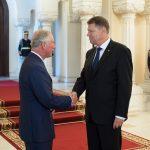 VIDEO Klaus Iohannis i-a mulțumit prințului Charles pentru rolul fundației sale în dezvoltarea durabilă a României