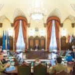 Strategia de acțiune a României privind R. Moldova, tema principală a reuniunii CSAT. Ședința condusă de Klaus Iohannis începe la ora 11.00