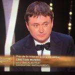 """Victorie românească la Festivalul de la Cannes: Cristian Mungiu a câștigat premiul pentru regie pentru filmul """"Bacalaureat"""""""
