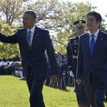 IMAGINEA ZILEI Barack Obama s-a îmbrățișat cu un supraviețuitor de la Hiroshima: Viitorul îl putem alege. Un viitor în care Hiroshima și Nagasaki sunt cunoscute pentru renașterea noastră morală