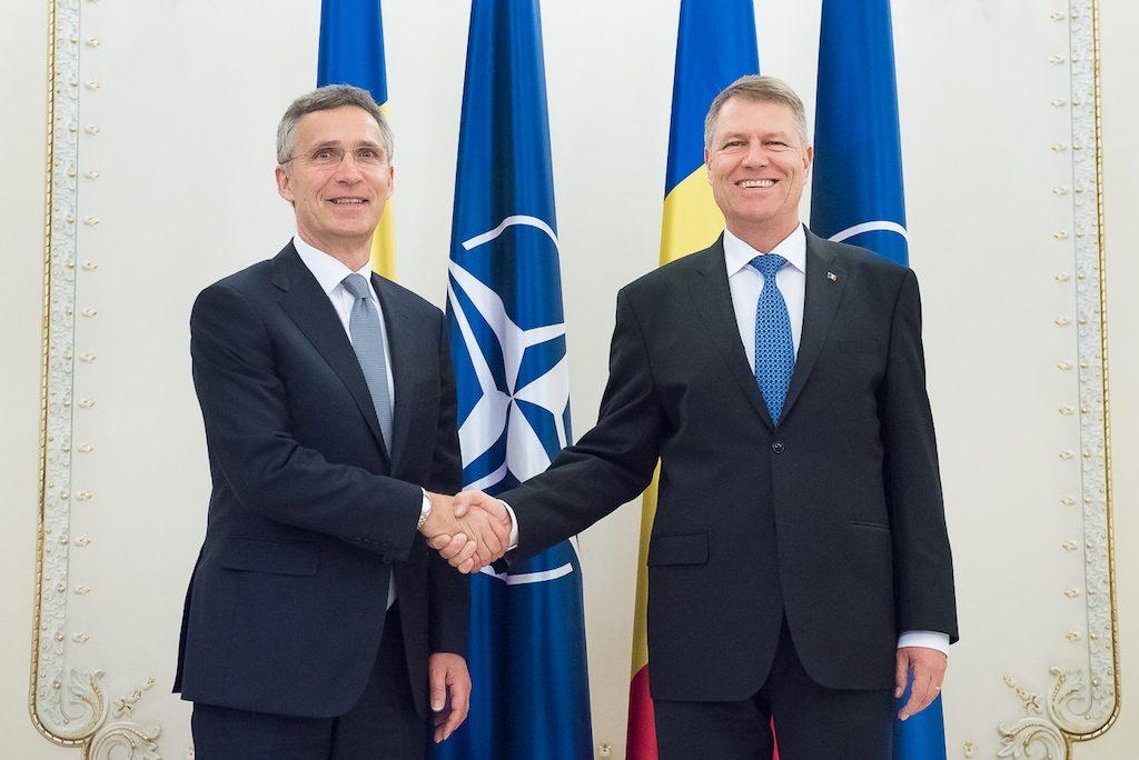 stoltenberg iohannis presidency.ro