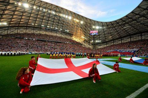 Rusia - Anglia - UEFA EURO