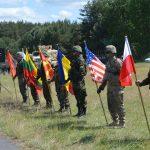 Soldați români protejează flancul estic al NATO de amenințarea rusă: Batalionul aliat din Polonia, format din peste 1000 de militari americani, români și britanici