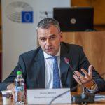 VIDEO INTERVIU Marius Bodea, președintele Consiliului de Administrație al Aeroportului Internațional Iași: Recomandarea mea este să încercăm să absorbim fonduri europene pentru a aduce plusvaloare economiei locale