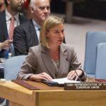 Federica Mogherini, despre relația UE-SUA: Ne îndreptăm spre o relație matură, bazată pe rolul nostru individual