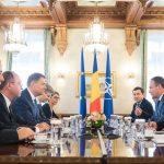 Klaus Iohannis: Procesul de reformă din R. Moldova va contribui la consolidarea încrederii în autorităţile de la Chişinău