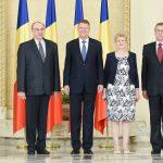 Noii judecători CCR au depus jurământul de învestitură. Mesajul președintelui Klaus Iohannis