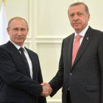 Recep Erdogan și Vladimir Putin, discuție telefonică privind situația din Siria și operațiunea din orașul irakian Mosul