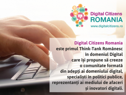 FOTO: Digital Citizens Romania