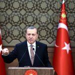 Președintele Recep Erdogan amenință că va deschide granițele Turciei pentru migranții care vor să vină în Europa dacă UE blochează negocierile de aderare