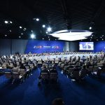 România discută la Bruxelles agenda viitorului summit NATO: George Ciamba, întâlnire cu secretarul general adjunct al Alianței
