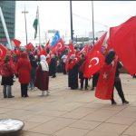 Ministerul turc de Interne a suspendat din funcţie 8.777 de oficiali, dintre care 77 de guvernatori