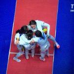 Echipa feminină de spadă cucereşte prima medalie de aur pentru România la Jocurile Olimpice de la Rio. Mesajul transmis de președintele Klaus Iohannis pentru sportive