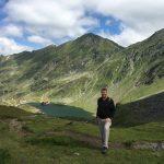 Președintele Klaus Iohannis, la Bâlea Lac: Avem probabil cele mai spectaculoase peisaje din Europa