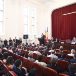 Klaus Iohannis, la Forumul Organizaţiilor Studenţeşti din România: Susțin alocarea unui procent mai mare din PIB pentru educație și cercetare