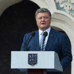 Președintele Petro Poroșenko vrea organizarea unui referendum privind aderarea Ucrainei la NATO