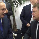 UPDATE: Klaus Iohannis, la ceremonia internaţională de înmormântare a fostului președinte israelian Shimon Peres. Șeful statului a avut scurte discuții cu Benjamin Netanyahu, Francois Hollande și Justin Trudeau