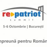 VIDEO – 6 octombrie | 200 de antreprenori din România și din Diaspora se reunesc la Business Summit – Împreună pentru România, eveniment organizat de Repatriot