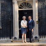Președintele Consiliului European, Donald Tusk, este așteptat astăzi la Londra de premierul britanic, Theresa May