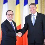 Francois Hollande îi cheamă pe tinerii români la studii în Franța: Sunteți peste 4000 și dorim să fiți mai mulți