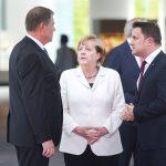 Președintele Klaus Iohannis, la Berlin: Am propus crearea unei agenţii europene de combatere a terorismului
