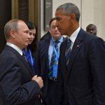 IMAGINEA ZILEI la summitul G20: Un schimb de priviri cât o mie de cuvinte între Barack Obama și Vladimir Putin