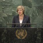 """""""Doctrina May"""", prezentată la ONU: Marea Britanie a votat pentru ieșirea din UE, nu pentru a se izola și a întoarce spatele partenerilor"""