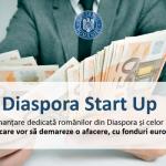 VIDEO Diaspora Start Up – Ce trebuie să știi despre linia de finanțare de 30 milioane de euro destinată românilor din Diaspora