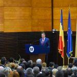 """Klaus Iohannis, la deschiderea anului universitar 2016-2017: Dacă un politician este dovedit ca plagiator, el trebuie să dispară din politică. Avem nevoie de proceduri """"rapide, clare, credibile"""" de a-i sancționa"""