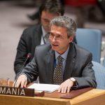 Rezoluție ONU privind protejarea infrastructurii critice. Ion Jinga: România s-a numărat printre sponsorii acestei rezoluții, ceea ce confirmă angajamentul nostru împotriva terorismului