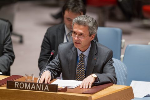 Security Council meeting:Protection of civilians in armed conflict
