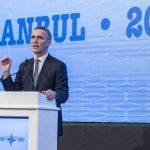 """Jens Stoltenberg, apel pentru extinderea NATO: """"Îndemn toate țările care nu au ratificat aderarea Muntenegrului, să o facă"""""""