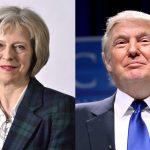 Donald Trump și Theresa May vor să consolideze axa Washington-Londra după ieșirea Marii Britanii din UE. Premierul britanic, invitat la Casa Albă