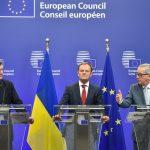 Summitul UE-Ucraina: Petro Poroșenko merge joi la Bruxelles pentru a da un nou impuls relațiilor Kiev-ului cu Occidentul