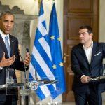 Barack Obama transmite un mesaj optimist din Atena: Voi pleda în interesul Greciei pentru a o pune pe calea redresării economice durabile