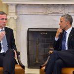 Barack Obama și Jens Stoltenberg, mesaj comun: Izolarea nu este o opțiune. Nu este momentul de a pune în discuţie parteneriatul dintre Europa şi SUA
