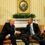 """Barack Obama îl sfătuiește pe Donald Trump să nu conducă SUA precum """"o afacere de familie"""""""