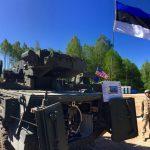 Armata SUA a finalizat o investiţie de 11,2 milioane de dolari în modernizarea bazei Tapa din Estonia