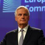 Negociatorul-șef al UE, Michel Barnier, prezent pentru prima dată la Londra, de la începutul negocierilor privind Brexit, pentru a discuta cu oficialii britanici