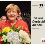 """Angela Merkel, realeasă președinte al Uniunii Creștin Democrate pentru a 9-a oară consecutiv: """"Vreau să servesc Germania"""""""