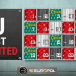 Europol a lansat un calendar inedit de Crăciun. Cei mai căutați infractori, prezentați într-un filmuleț cu muzică de sărbători