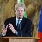 Prim-ministrul italian, apel la negocieri constructive privind Brexit: Acestea nu trebuie să provoace disensiuni